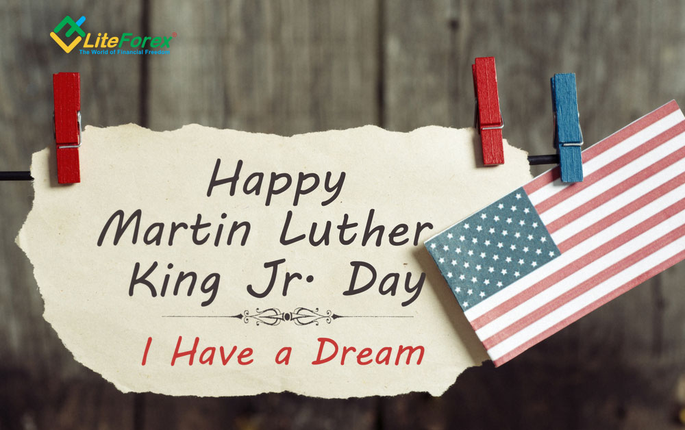 Nghỉ lễ Vua Martin Luther US